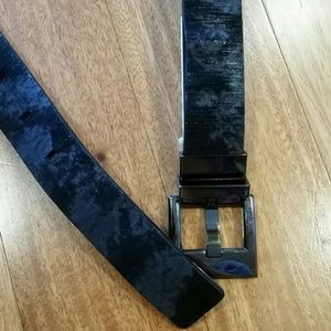 Accessories - CALVIN KLEIN BELT SZ M